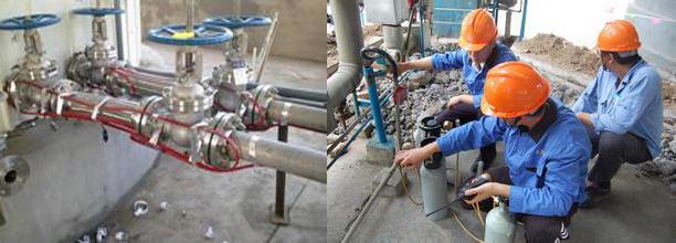 电伴热管道保温系统选型安装要求需知